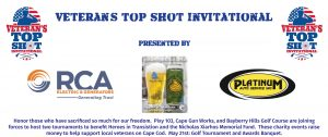 golf tournament promo